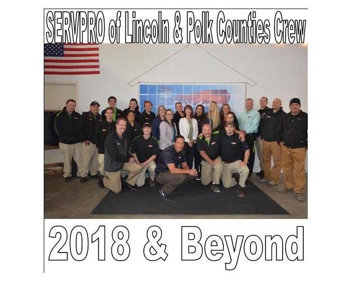 Meet the SERVPRO of Lincoln & Polk Counties Crew