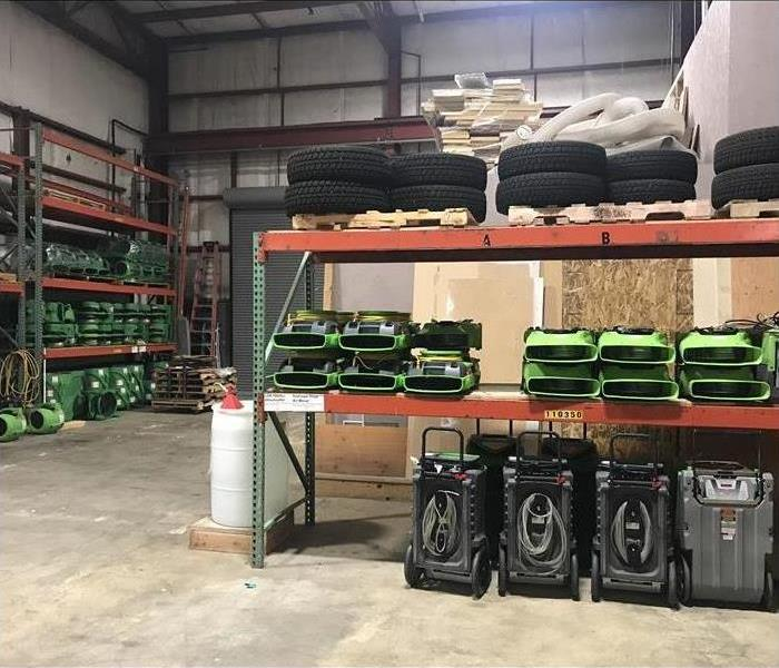 Why SERVPRO Advanced Equipment to Restore Your Lincoln City, OR Home
